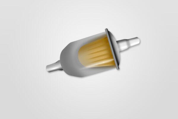 فیلتر داخلی میکرودرم